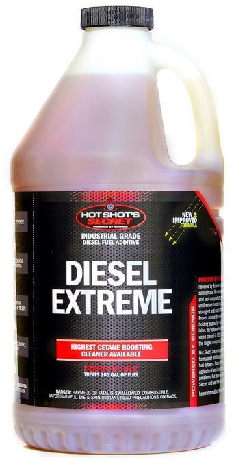 Hot shot secret diesel extreme