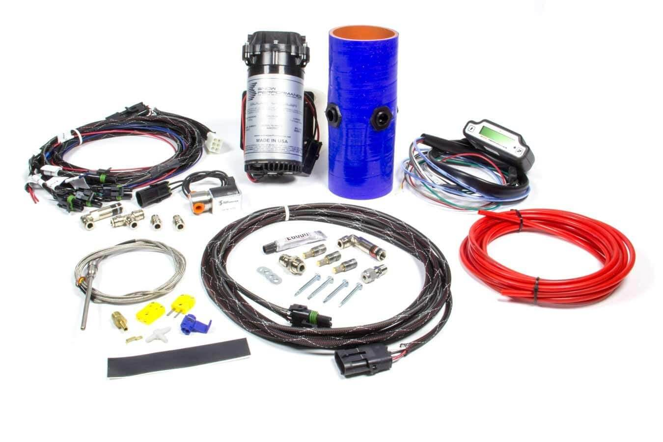 Diesel Stage Boost Cooler Water-Methanol Injection Kit