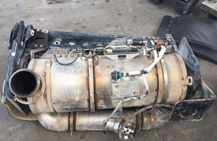 How Much Is a Used DPF Worth