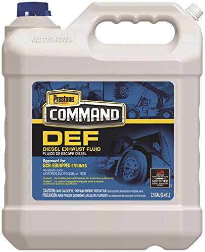 Best DEF Fluid in 2019: Guide for Cummins, Duramax, Powerstroke - Do