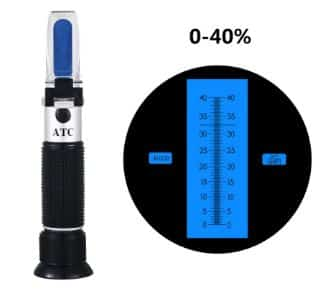 How to Read DEF Refractometer