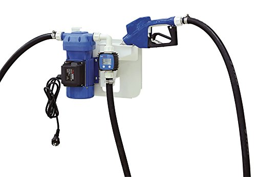 AB-122, Heavy-Duty Pro Blue Electric DEF Pump package by Fuelwork