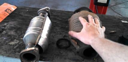 Aftermarket Catalytic Converter