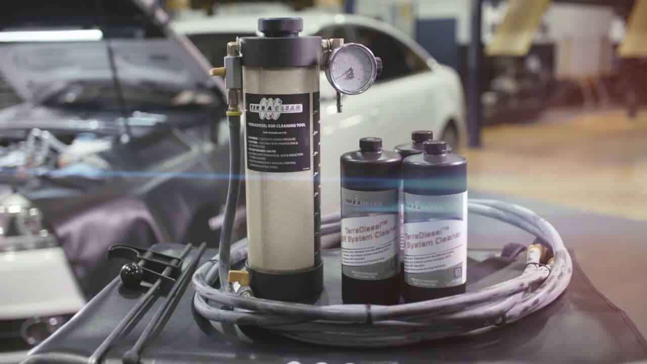dpf cleaning kit
