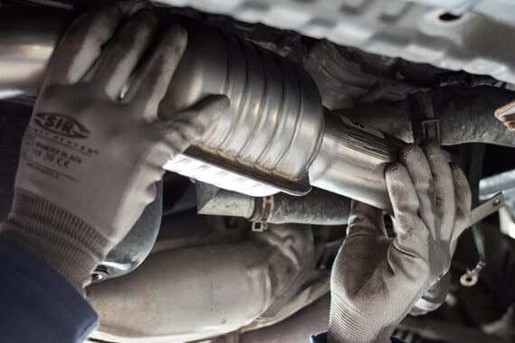 servicing dpf filter cost
