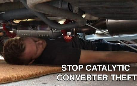 How to Avoid Catalytic Converter Theft