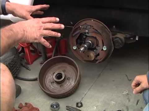 What To Consider When Adjusting Drum Brakes On A Trailer