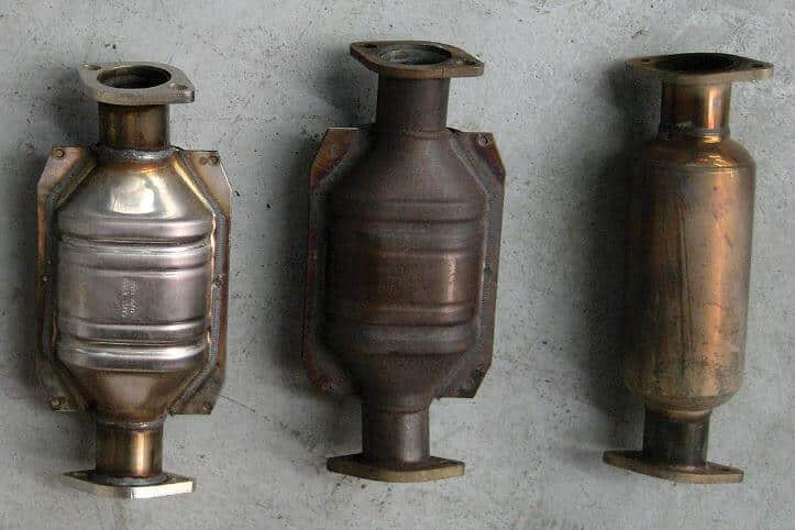 expensive catalytic converter
