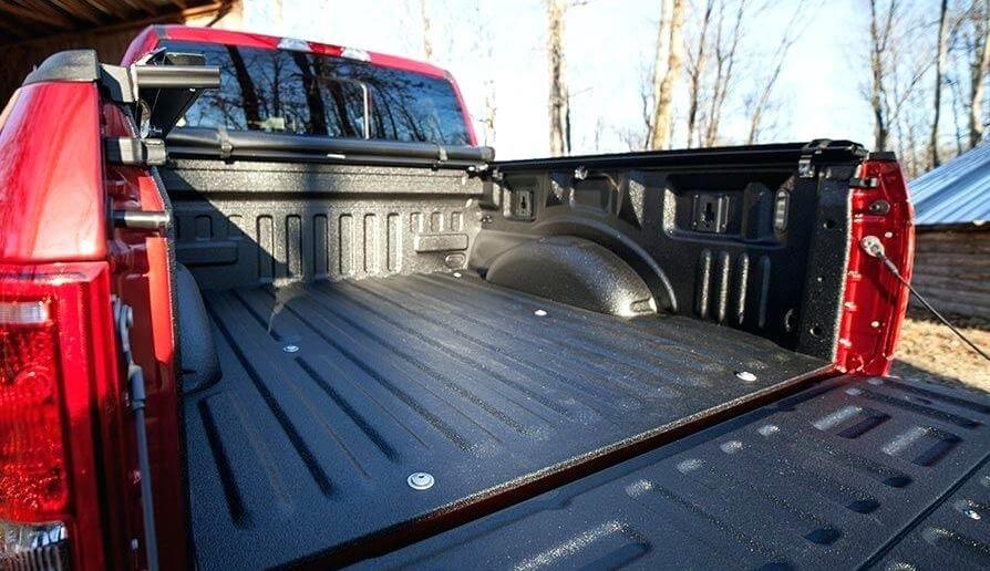 Bed Liner Paint Job Pros and Cons advantagtes disadvantages