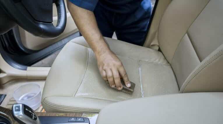 How To Clean leatherette Car Seats