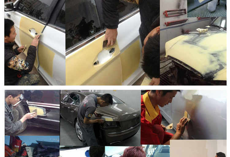 car putty tips