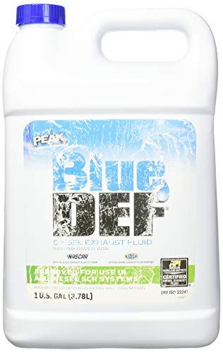 PEAK BlueDEF Diesel Exhaust Fluid, 1 U.S. Gallon