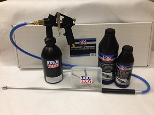 Liqui Moly Pro-Line Diesel Particulate Filter Cleaning Kit
