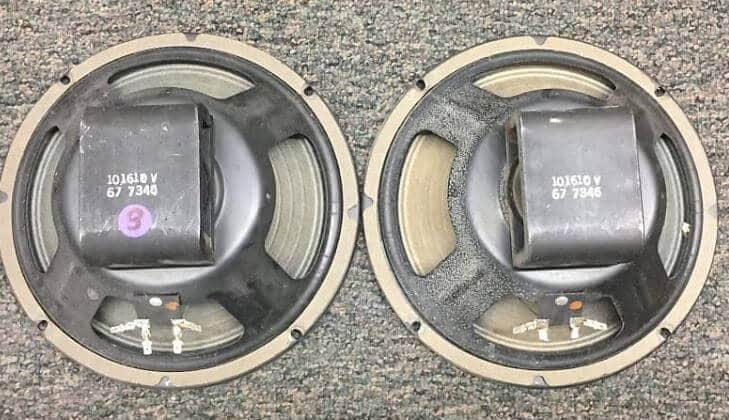 speakers with Alnico Magnets