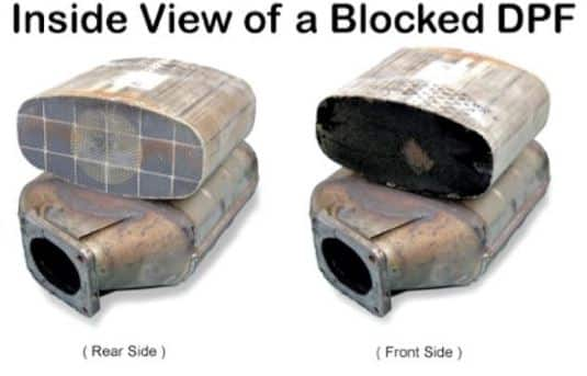 Why Do Diesel Particulate Filters Become Blocked